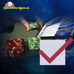 Choisir bon casino